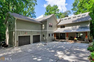 Atlanta Single Family Home New: 7750 Janann Way