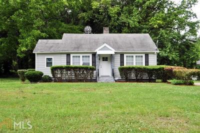 Fulton County Single Family Home New: 354 Hamilton E Holmes Dr