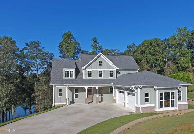 Gainesville Single Family Home New: 3175 Gulls Wharf Dr