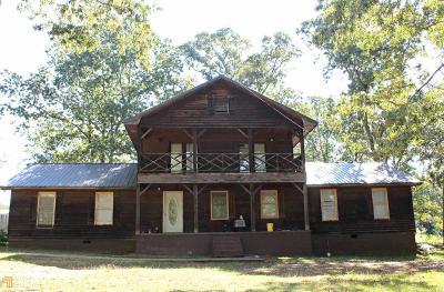 Single Family Home For Sale: 137 Willis Cir