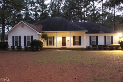Statesboro Single Family Home For Sale: 2555 Westover Dr