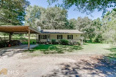 Jefferson Single Family Home For Sale: 283 Hunter Rd