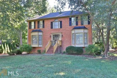 Roswell Single Family Home New: 1518 Tennessee Walker Dr
