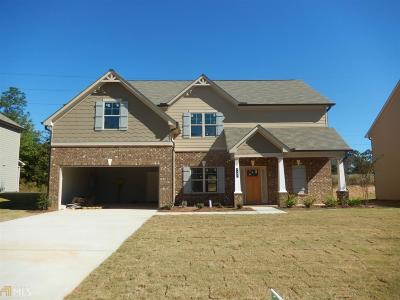 Gwinnett County Single Family Home New: 3480 Mulberry Cove Way #45
