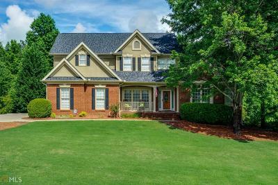 Grayson Single Family Home New: 185 Amberbrook Cir