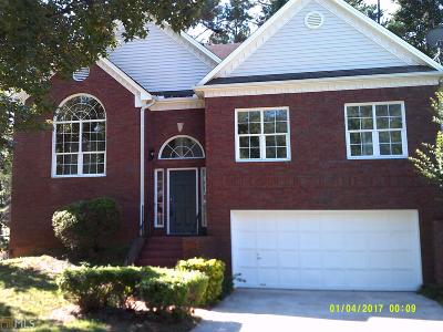 Alpharetta Single Family Home Under Contract: 5365 Derby Chase Ct