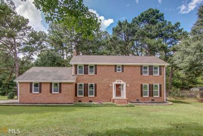 Clayton County Single Family Home New: 9277 Thornton Blvd