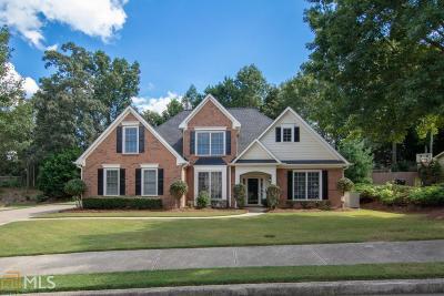 Buford Single Family Home New: 3285 Goldsboro Mill Ln