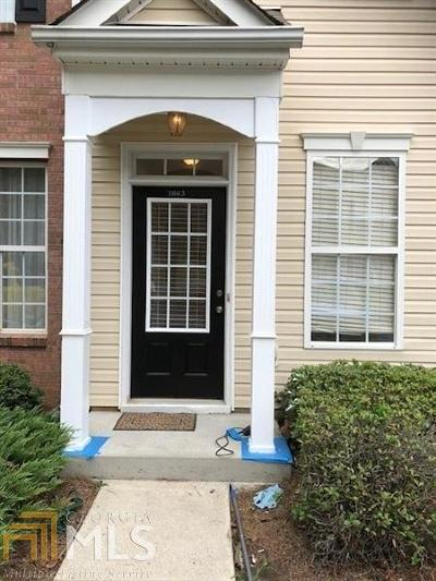 Lawrenceville Condo/Townhouse New: 2663 Heathrow Dr