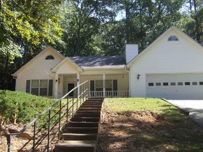 Covington GA Single Family Home New: $172,000