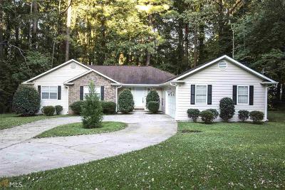 Fayetteville Single Family Home New: 175 Deer Trl
