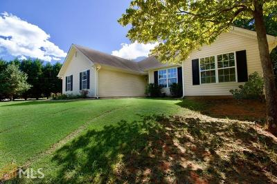 Mcdonough Single Family Home New: 111 New Morn Dr