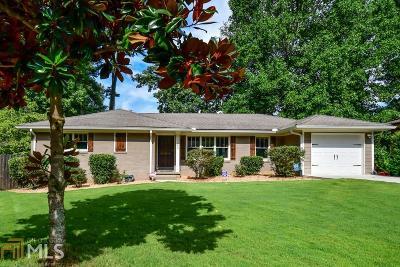 Atlanta Single Family Home New: 2369 Cloverdale Dr