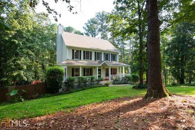 Alpharetta Single Family Home Under Contract: 3275 Hopewell Chase Dr