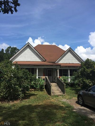 Winder Single Family Home For Sale: 1524 Hardigree Rd