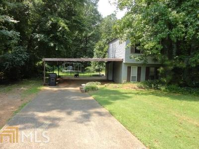 Cobb County Single Family Home New: 3699 Summit Dr