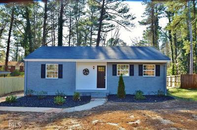 Greystone Single Family Home For Sale: 2353 Scotty Cir