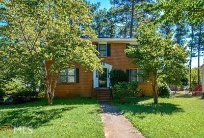 Stone Mountain Single Family Home New: 813 Lagoon Annex
