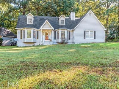 Marietta Single Family Home New: 2481 Zachary Woods Dr
