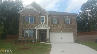 Gwinnett County Single Family Home New: 4268 River Branch Way