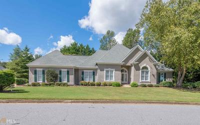 Marietta Single Family Home New: 3729 Thunder Way