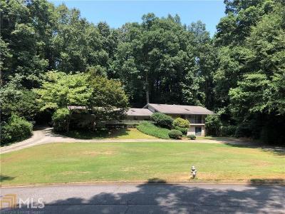 Atlanta Single Family Home New: 1000 W Kingston Dr