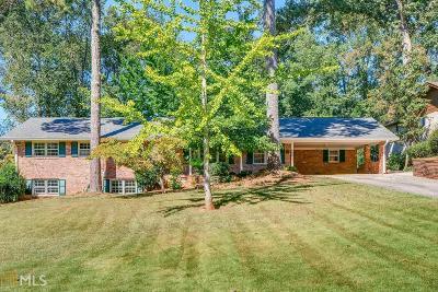 Atlanta Single Family Home New: 2624 Varner Dr