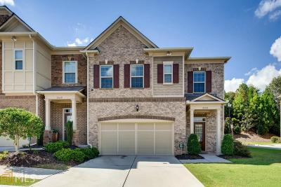 Cobb County Condo/Townhouse New: 3553 Ashcroft Dr