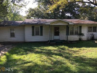 Gainesville Single Family Home New: 5302 Elrod Rd