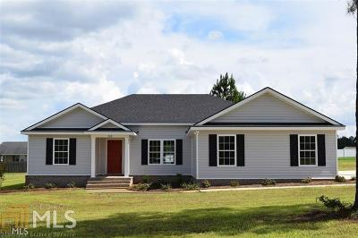 Statesboro GA Single Family Home New: $159,999