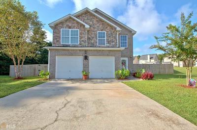 Fulton County Single Family Home New: 210 Horseman Run