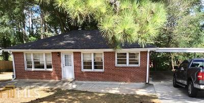 Clayton County Single Family Home New: 2620 Forest Pkwy