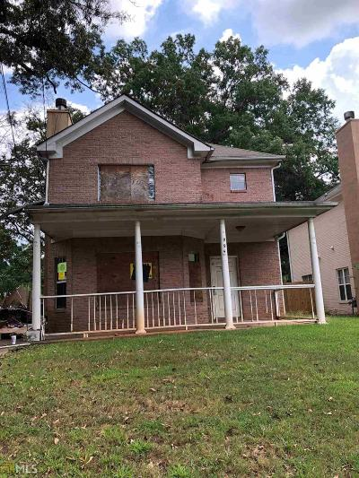 Fulton County Single Family Home New: 994 Hank Aaron