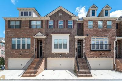 Dekalb County Condo/Townhouse New: 2147 Coventry Dr