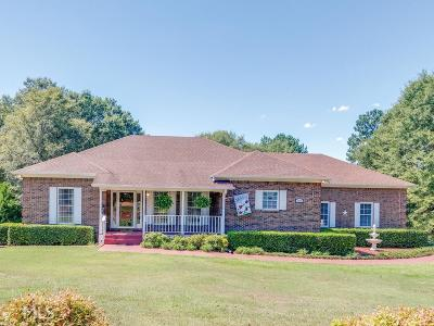 Henry County Single Family Home New: 580 Locust Rd