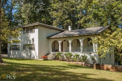 Stone Mountain Single Family Home New: 4042 Seven Hills Ct