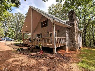 Clarkesville Single Family Home For Sale: 150 Chieftan Trl
