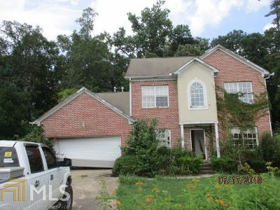 Clayton County Single Family Home New: 10440 Sunny