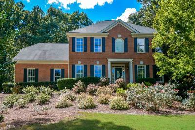 Gwinnett County Single Family Home New: 3545 Lake Seminole Dr
