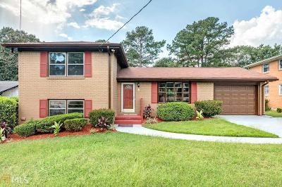 Fulton County Single Family Home New: 4030 Wisteria Ln