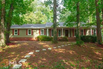 Conyers GA Single Family Home New: $169,999