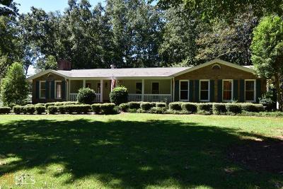 Marietta Single Family Home New: 5300 River Mill Cir