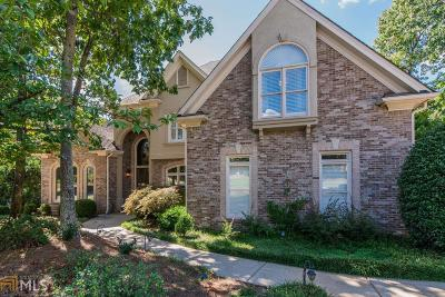 Johns Creek Single Family Home New: 100 Windlake Cv