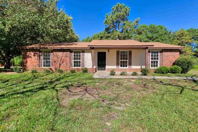 Newnan Single Family Home Under Contract: 33 Heery Rd