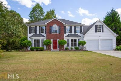 Flowery Branch  Single Family Home New: 7333 Clubcrest Dr