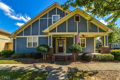 Grayson Single Family Home New: 9 Mission Oak Dr