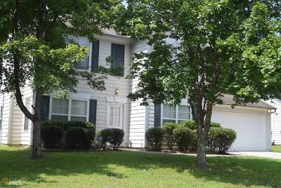Fulton County Single Family Home New: 8675 Valley Lakes