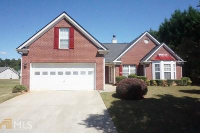 Clayton County Single Family Home New: 1215 Silverstone Trl