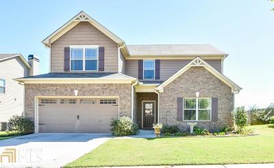 Gwinnett County Single Family Home New: 4135 Whitfield Oak Way