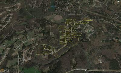 Conyers Residential Lots & Land New: 2087 Fontainbleau Dr #Lot 50